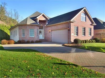 Wilkins Twp Single Family Home For Sale: 1636 Vineseian Place