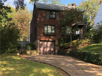Forest Hills Boro Single Family Home For Sale: 310 Edgewood Rd