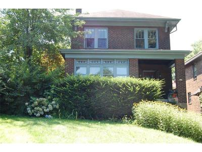 Edgewood Single Family Home For Sale: 119 W Hutchinson Ave