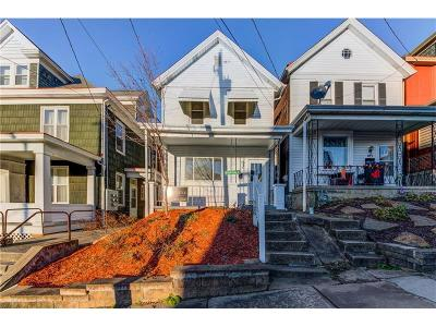 Jeannette Single Family Home For Sale: 107 Magee Ave