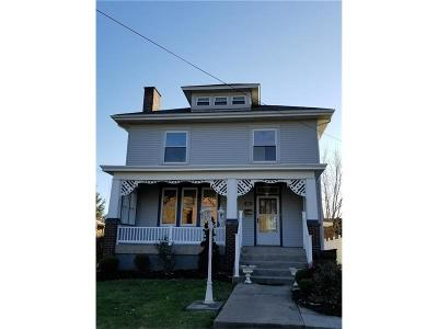 Irwin Single Family Home Contingent: 808 8th St