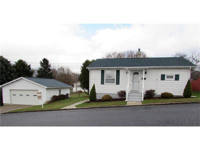 Boswell Boro Single Family Home Contingent: 512 Quemahoning St