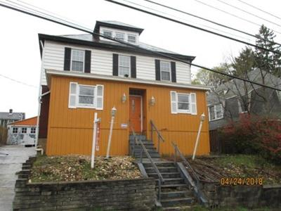 Wilkinsburg Single Family Home Contingent: 1445 Center St