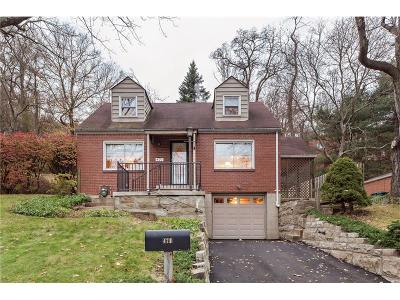 Forest Hills Boro Single Family Home For Sale: 471 Filmore Rd