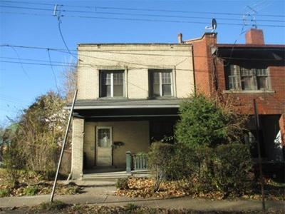 Wilkinsburg Single Family Home For Sale: 1210 Penn Ave