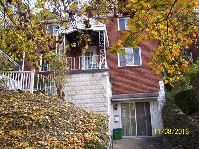 Wilkinsburg Single Family Home For Sale: 2066 Chalfant