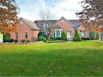 Single Family Home For Sale: 2101 Saint Anne Common