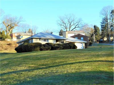 Forest Hills Boro Single Family Home For Sale: 743 Braddock Rd