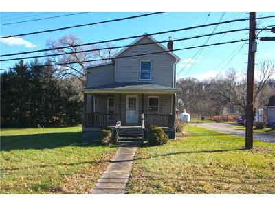 Single Family Home For Sale: 846 Route 119