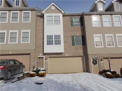 Townhouse For Sale: 2007 Trotwood Court