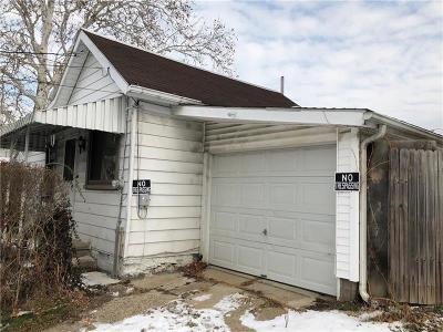 Single Family Home For Sale: 1605 Buckeye Street