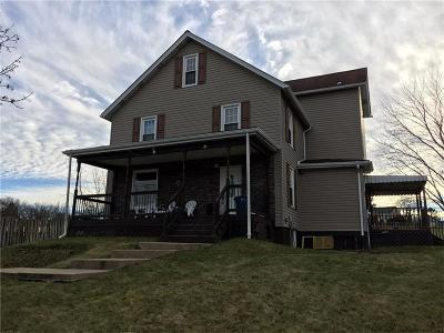 Delmont Single Family Home For Sale: 22 Fairview St