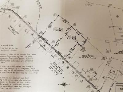 Somerset/Cambria County Residential Lots & Land For Sale: --- Greenhouse Road Lot 1a