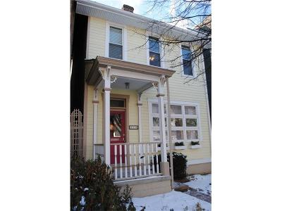 Shadyside Single Family Home Contingent: 712 Ivy Street