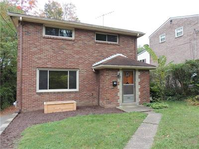Forest Hills Boro Single Family Home For Sale: 14 Greenwood Rd
