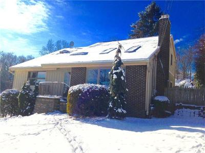 Wilkins Twp Single Family Home Contingent: 261 Harrison Rd