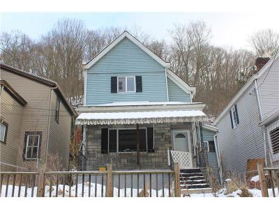 Wilmerding Single Family Home For Sale: 512 Welsh