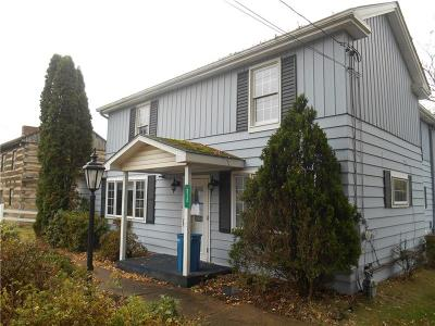 Delmont Single Family Home For Sale: 312 E Pittsburgh St