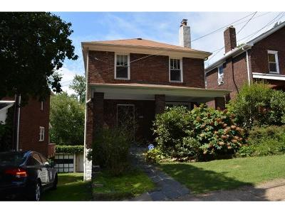 Edgewood Single Family Home Contingent: 447 Morris St