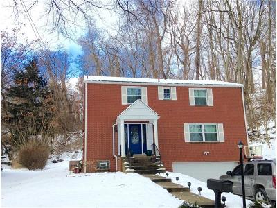 Churchill Boro Single Family Home Contingent: 102 Huntingdon Dr