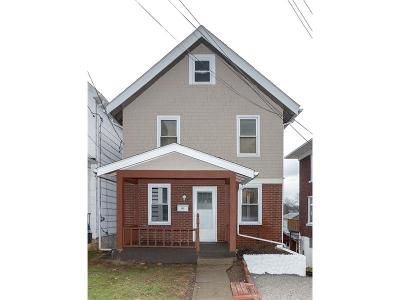 Trafford Single Family Home For Sale: 305 Duquesne Ave