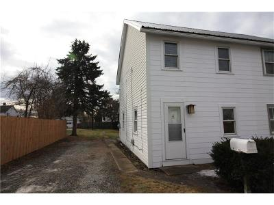 Mt. Pleasant Twp - Wml PA Single Family Home Sold: $35,000