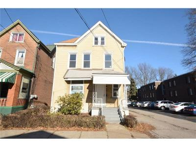 Wilkinsburg Single Family Home For Sale: 233 Green