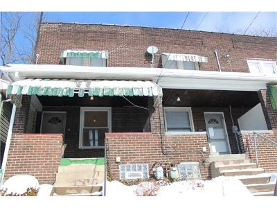 Swissvale Single Family Home For Sale: 2241 Hawthorne Ave
