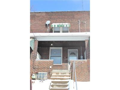 Swissvale Single Family Home For Sale: 2241 1/2 Hawthorne Ave