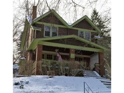 Forest Hills Boro Single Family Home Contingent: 274 Cascade Rd