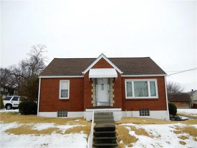 Westmoreland County Single Family Home For Sale: 10600 Mineview Street