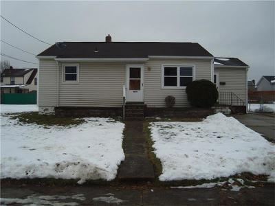 Westmoreland County Single Family Home For Sale: 2659 Norma Dr