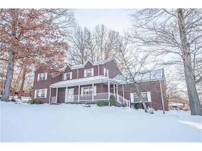 Westmoreland County Single Family Home For Sale: 338 Satinwood Ln
