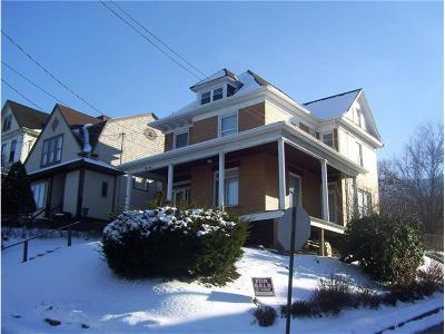 Westmoreland County Single Family Home For Sale: 58 Reed Ave