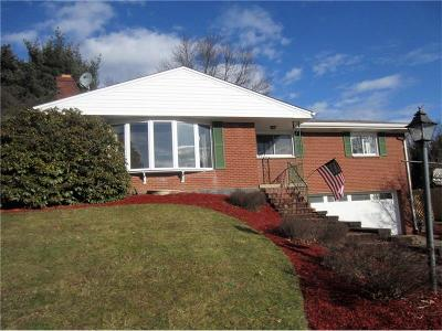 Monroeville PA Single Family Home Sold: $170,500