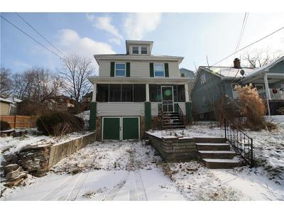 Jeannette PA Single Family Home Contingent: $13,000