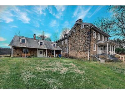 Plum Boro Single Family Home For Sale: 9701 Saltsburg Road