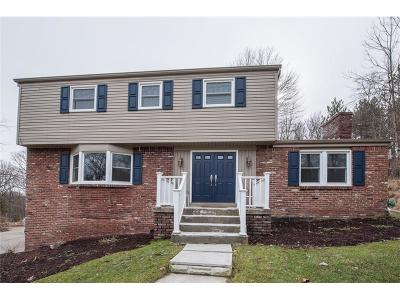 Murrysville Single Family Home For Sale: 3800 Edinburg Drive