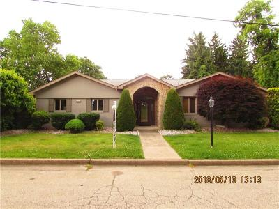 Jeannette Single Family Home For Sale: 1010 Cypress St
