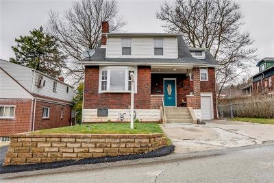 Penn Hills Single Family Home For Sale: 1537 Maple