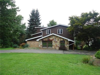 Single Family Home For Sale: 1262 Brinkerton Road