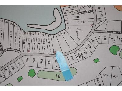 Somerset/Cambria County Residential Lots & Land For Sale: Lot 6 Peninsula Drive
