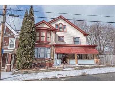 Jeannette Single Family Home For Sale: 135 N 3rd St