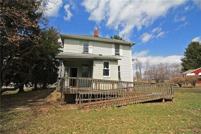Derry Twp PA Single Family Home For Sale: $19,500