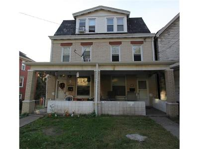 Trafford Single Family Home Contingent: 315-315 1/2 Duquesne Ave