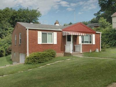 Forest Hills Boro Single Family Home Contingent: 805 Braddock Rd