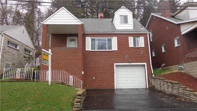 Forest Hills Boro Single Family Home For Sale: 210 Berkley Ave