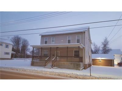 Somerset/Cambria County Single Family Home For Sale: 728 Main Street