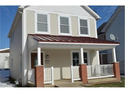 Jeannette Single Family Home For Sale: 605 Bullitt Avenue