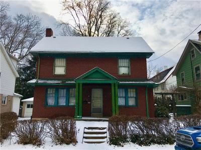 Shadyside Single Family Home For Sale: 5108 Bayard St
